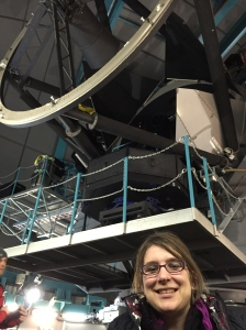 Me with the SOAR Telescope